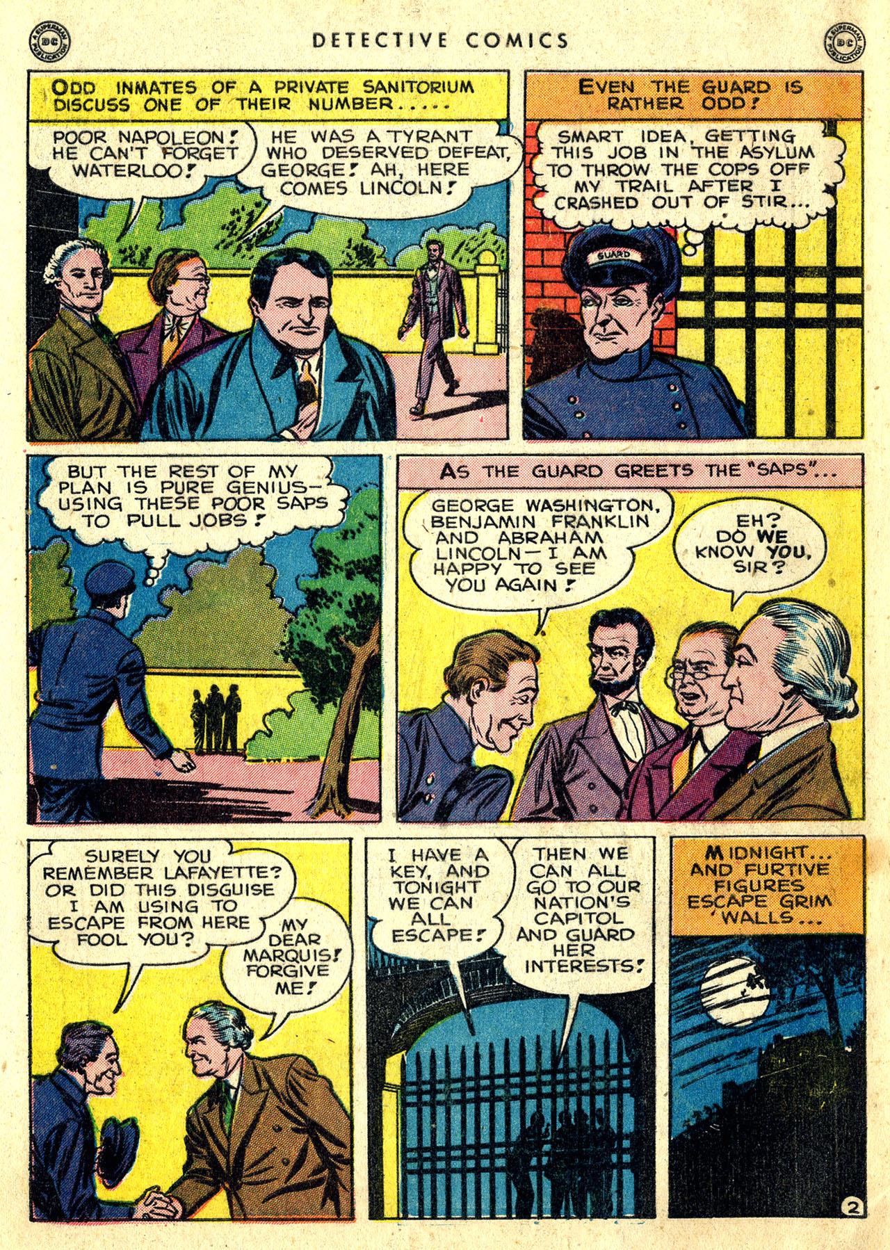 Read online Detective Comics (1937) comic -  Issue #119 - 4