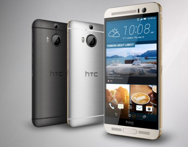 HTC One M9+ Supreme Camera Specifications - Inetversal