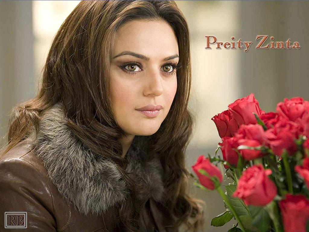 Foto hot preity zinta