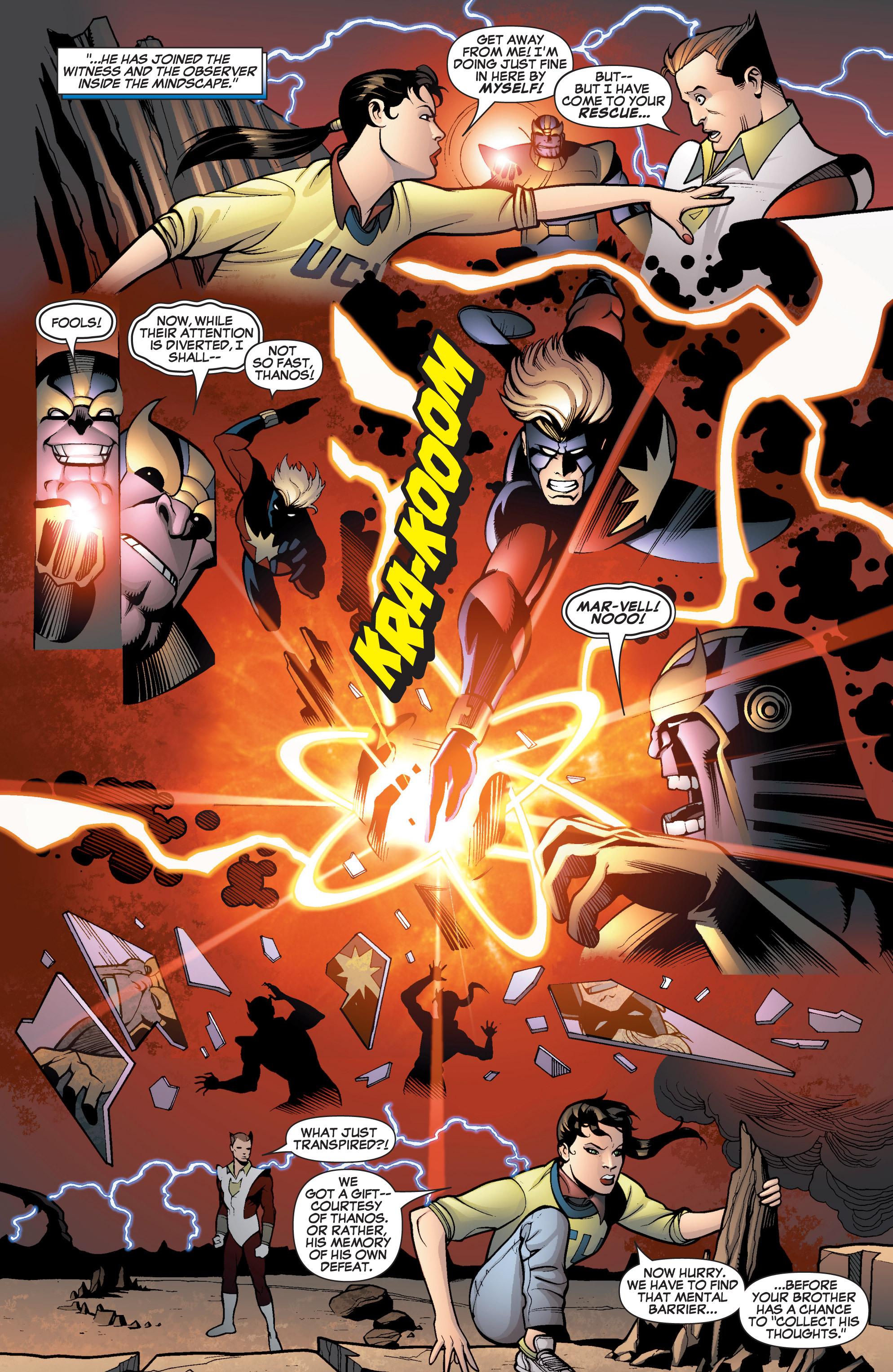 Read online She-Hulk (2005) comic -  Issue #13 - 8