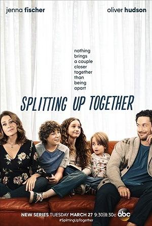 Série Splitting Up Together - 1ª Temporada Legendada  Torrent
