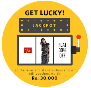 myntra end of reason sale jackpot