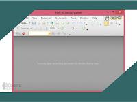 Cara memberi password .pdf agar tidak bisa dicopy dan diprint