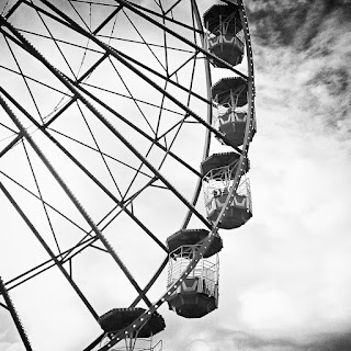 Big Wheel, The Hoppings, Newcastle Town Moor