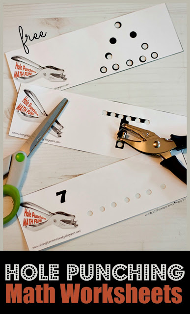 FREE-Printable-Hole-Punching-Counting-Math-Worksheets