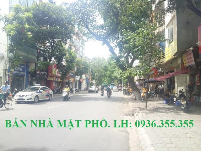 Bán nhà mặt phố Lò Đúc, Phạm Đình Hổ