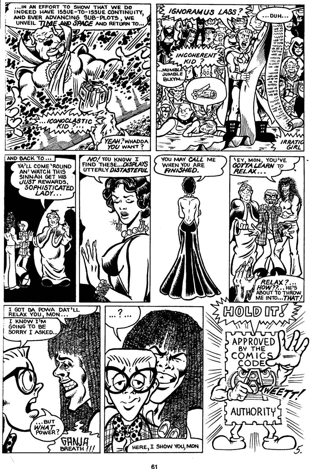 Read online Normalman - The Novel comic -  Issue # TPB (Part 1) - 65