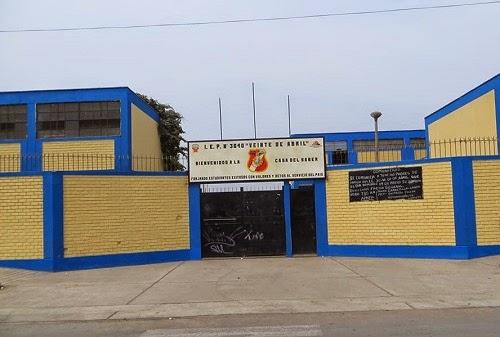 Colegio 3040 20 DE ABRIL - Los Olivos