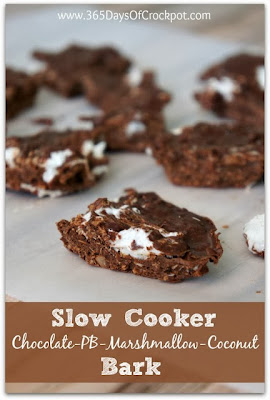 Top 20 Slow Cooker Chocolate Desserts from Slow Cooker From Scratch found on SlowCookerFromScratch.com