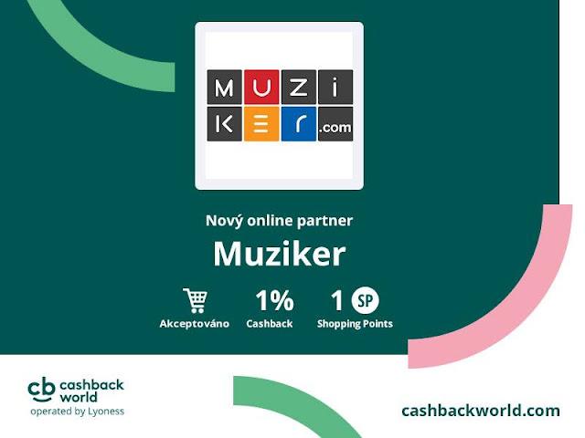 Muziker.com CashbackWorld Lyoness