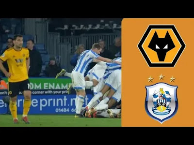 Huddersfield vs Wolves 1-0 Football Highlights and Goals 2019