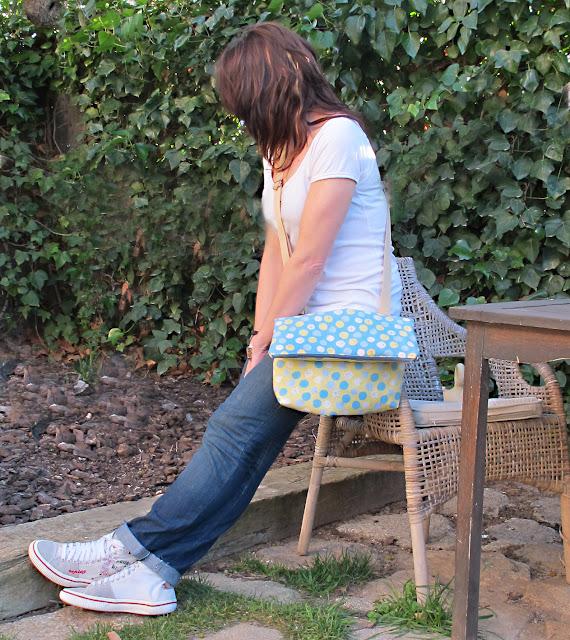 bolso, algodón, ecologico, verano, cañamo, con ideas y a lo loco