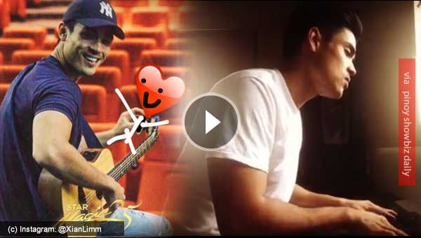 Xian Lim teases of his possible performance for upcoming concert