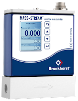 MASS-STREAM Digital Direct Mass Flow Meters and Controllers