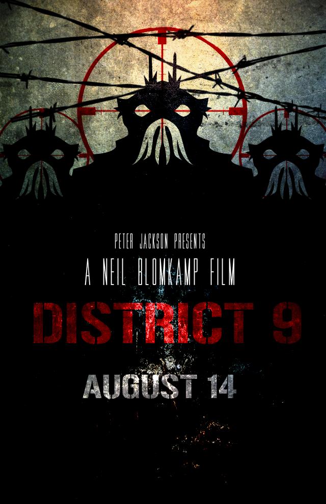 District 9 ยึดแผ่นดิน เปลี่ยนพันธุ์มนุษย์ [HD][พากย์ไทย]