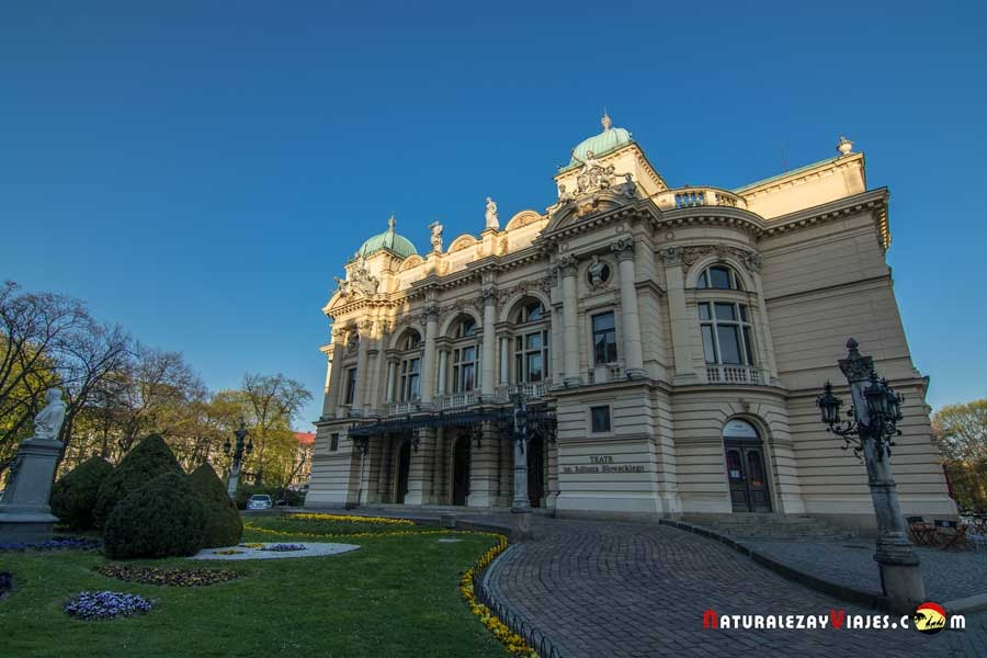 Teatro Juliusz Słowacki, Cracovia