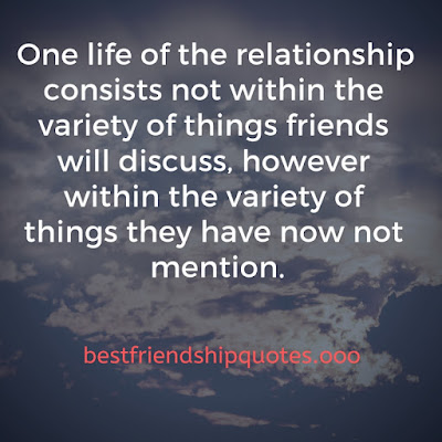 Happy Friendship Quotes