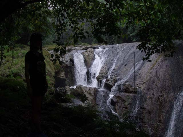 Quitinday Waterfalls