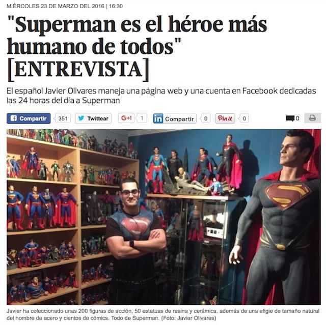 marzo 2016 ~ SUPERMANJAVIOLIVARES: NOTICIAS SUPERMAN, DC EXTENDED ...
