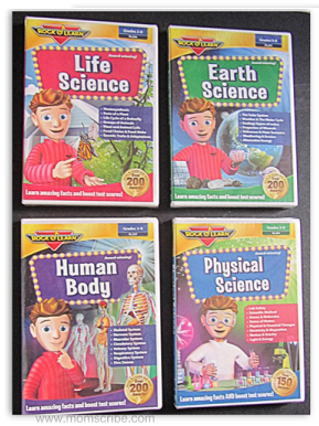 science dvd collection