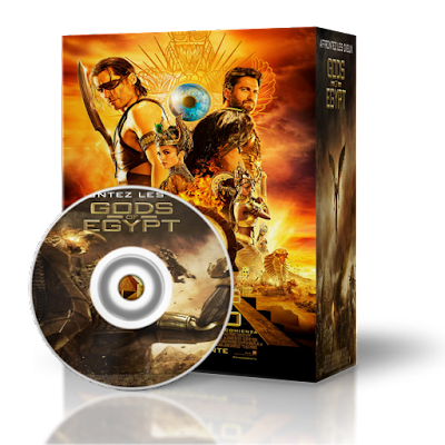 Gods of Egypt (Dioses de Egipto) 2016 HD-1080p-Mp4 (Audio Latino)