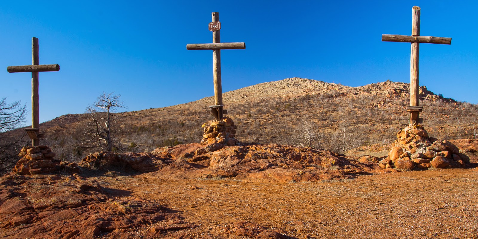 Holy City, Wichita Mountains Wildlife Refuge
