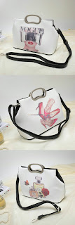 Tas Wanita Import Fashion Audy Bag 6301