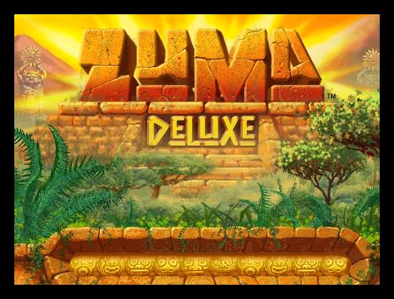 Zuma Deluxe - Katılımsız Oyun