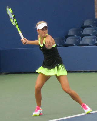 Bellis, 17, reaches third round of U.S. Open