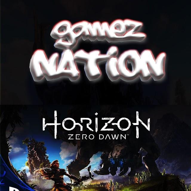 Horizon Zero Dawn The Team talks High tech