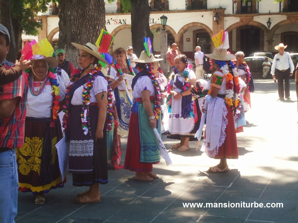 Mexican Traditions can be enjoyed in Patzcuaro during Carnaval