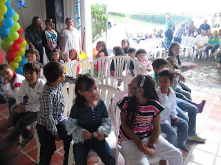 RECREACION DE NIÑOS FIESTAS MEDELLIN