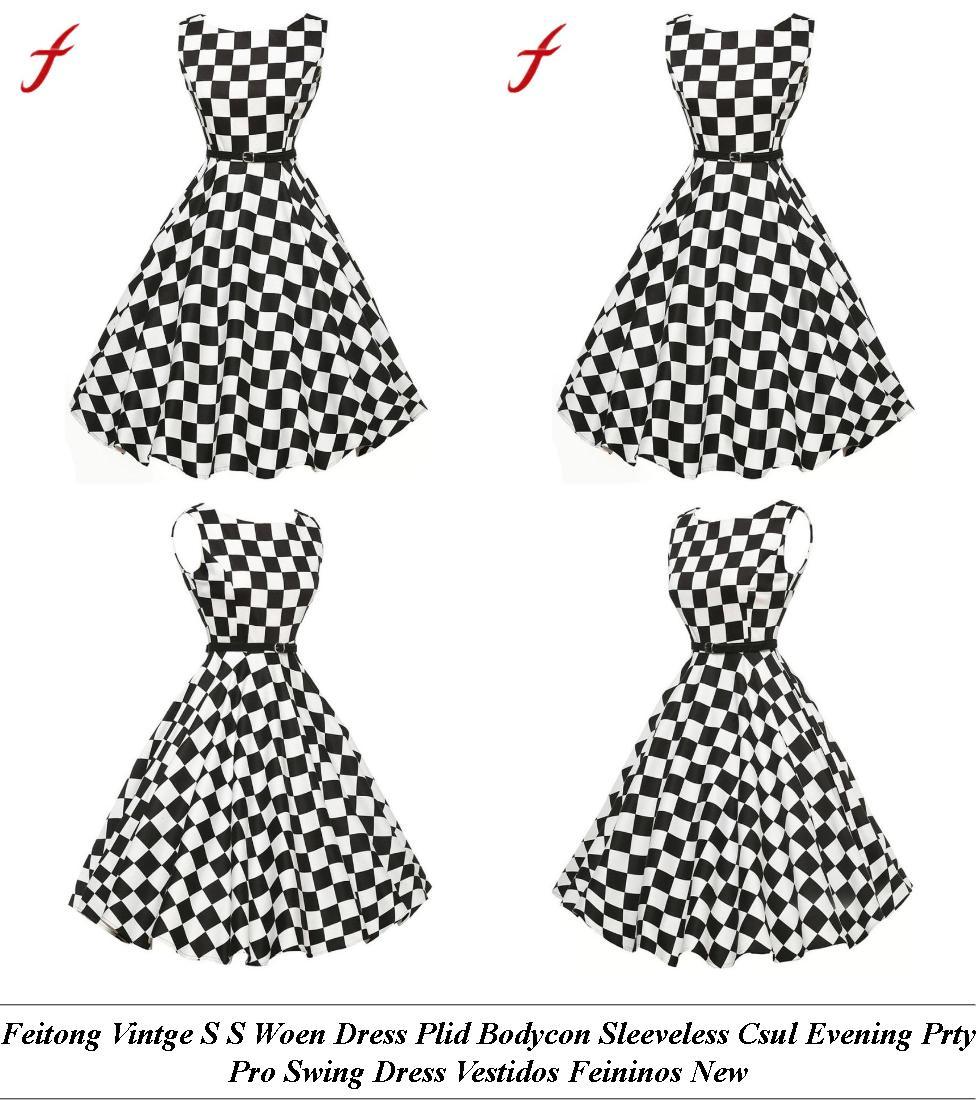 Plus Size Formal Dresses - Clearance Sale Uk - Black Dress - Cheap Clothes Online