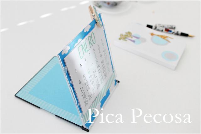 como-hacer-calendario-diy-caja-cd-reciclada