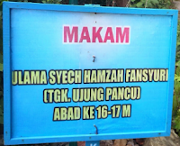 Syekh Hamzah Fansyuri