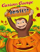 Jorge el Curioso y el Festival de Halloween