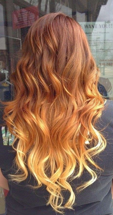 5 Amazing Ombre Hair Colour Ideas for 2015