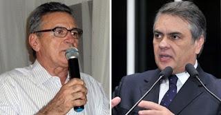 Jornalista paraibano agredido por Cássio na internet decide processar senador