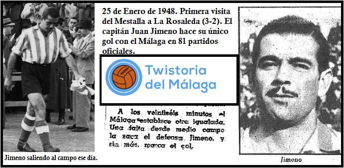 El gol de Juan Jimeno.