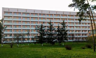 Миргород. Санаторій «Полтава»