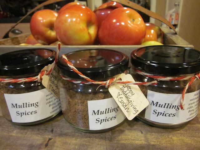 Mulling Spice Recipe