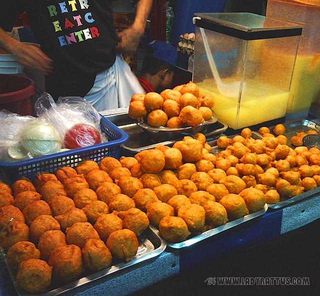 Kwek-Kwek and Those Big Eggs in Orange Dough They Call 'Penoy'