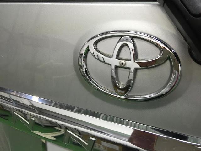 dich vu cham soc va lam dep xe maru kuri logo dep -  - Toyota Việt Nam bán tốt cả xe nhập và lắp ráp trong 6 tháng đầu năm 2016