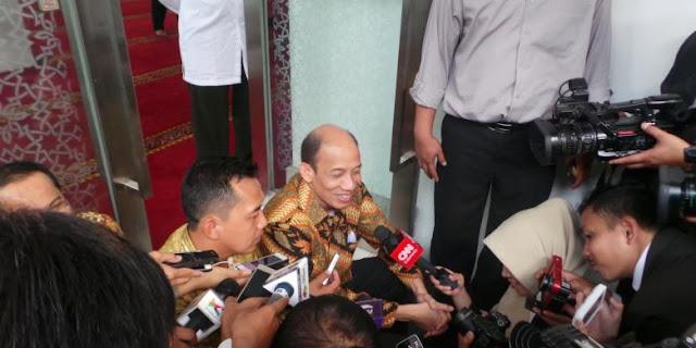 Silaturahmi Dengan Jokowi, Arcandra: Berkontribusi untuk Negara Tak Harus jadi Menteri