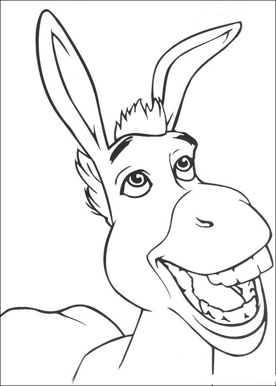 Shrek drawings coloring child coloring for Coloring pages shrek