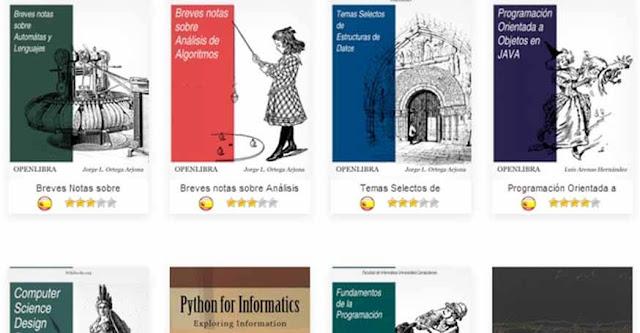 15 libros en español gratis para programadores en PDF