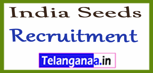 India Seeds Recruitment