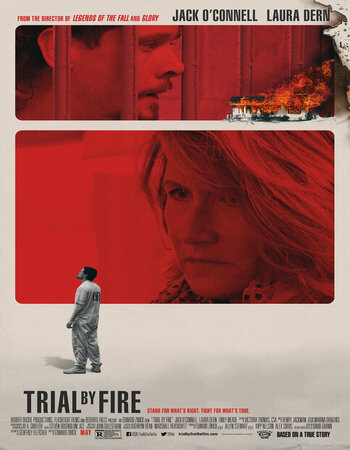 Trial by Fire (2019) English 480p HDRip x264 400MB Movie Download