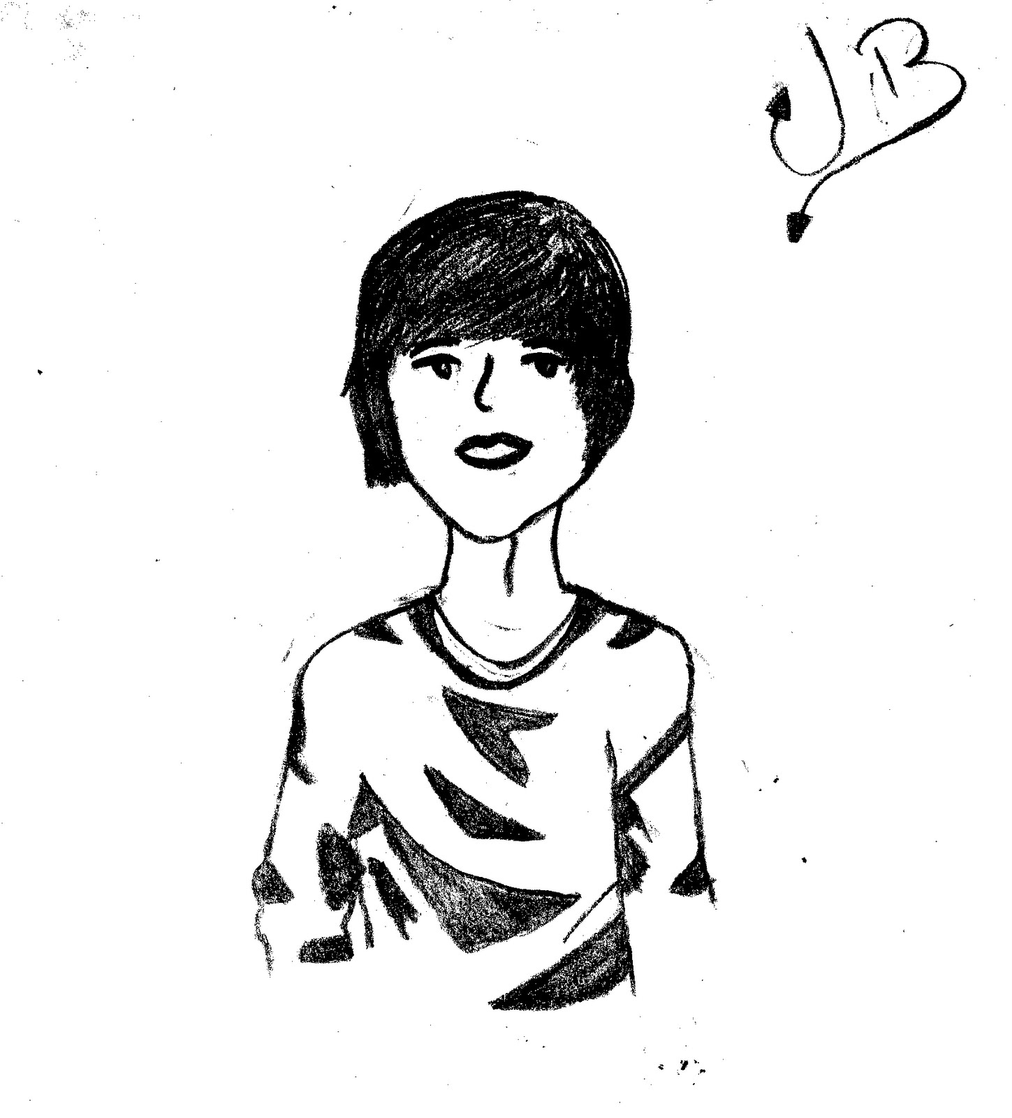 Manga O Anime Por Donde Nos De P Justin Bieber