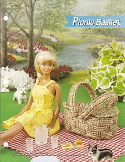 picnic, día de campo, cestas, baskets, diys, manualidades